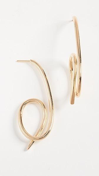 Joanna Laura Constantine Knot Earrings