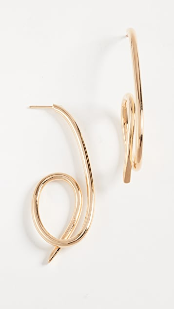 Joanna Laura Constantine Knot Earrings