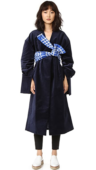 Jacquemus Belted Coat