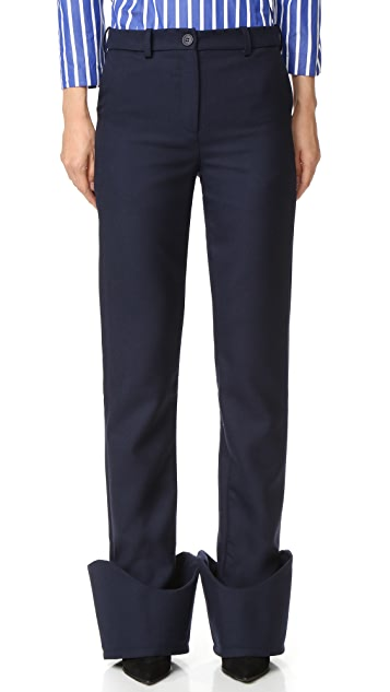 Jacquemus Cuff Pants
