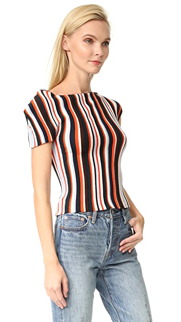 Jacquemus Striped Sweater