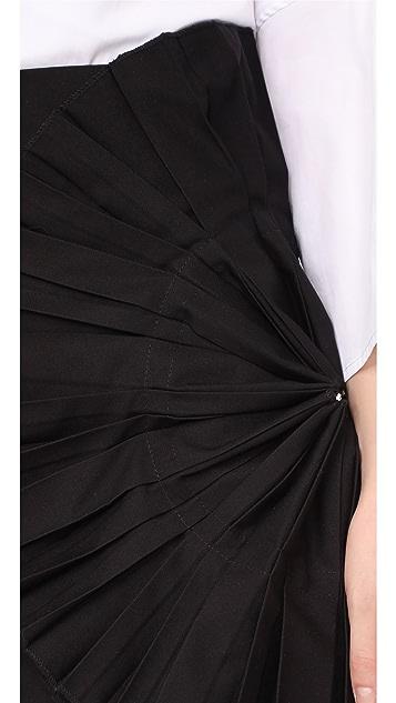 Jacquemus Ruffle Skirt