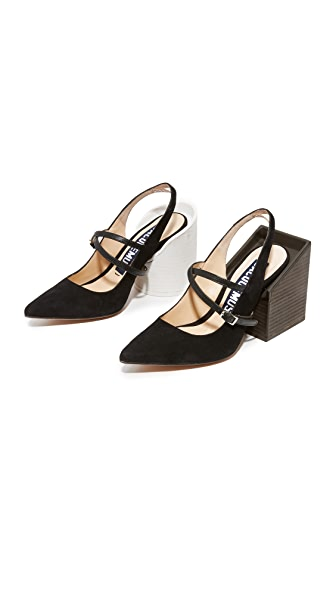Jacquemus Nimes Pumps - Black