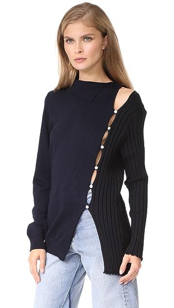 Jacquemus Split Sweater