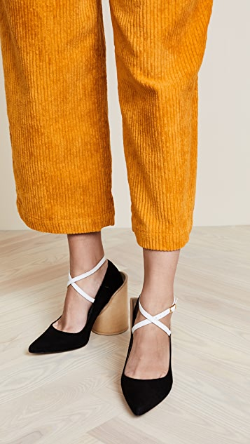 Jacquemus Beauduc Pumps