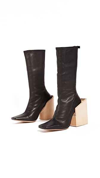 Jacquemus Sock Booties