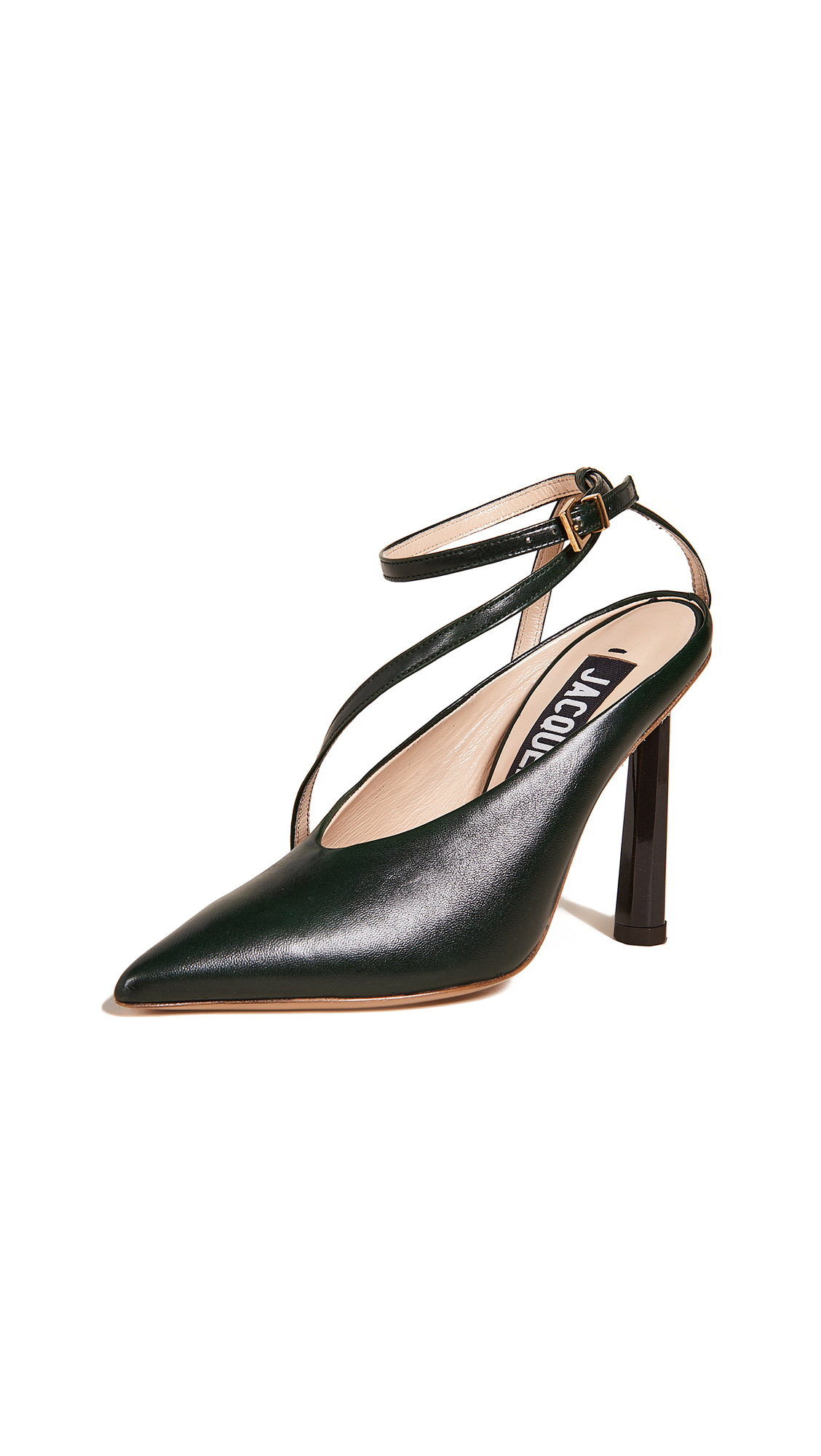 Jacquemus Les Chaussures Faya Pumps - Green