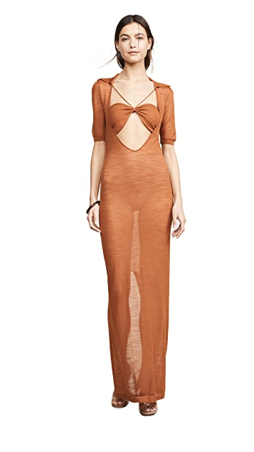 Jacquemus Long Piana Dress