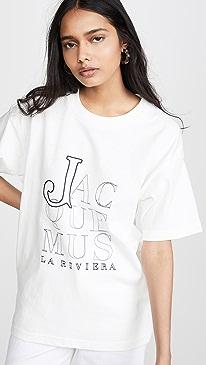 34349fd9d1987 Jacquemus. Le Riviera T-Shirt.  110.00  110.00  110.00