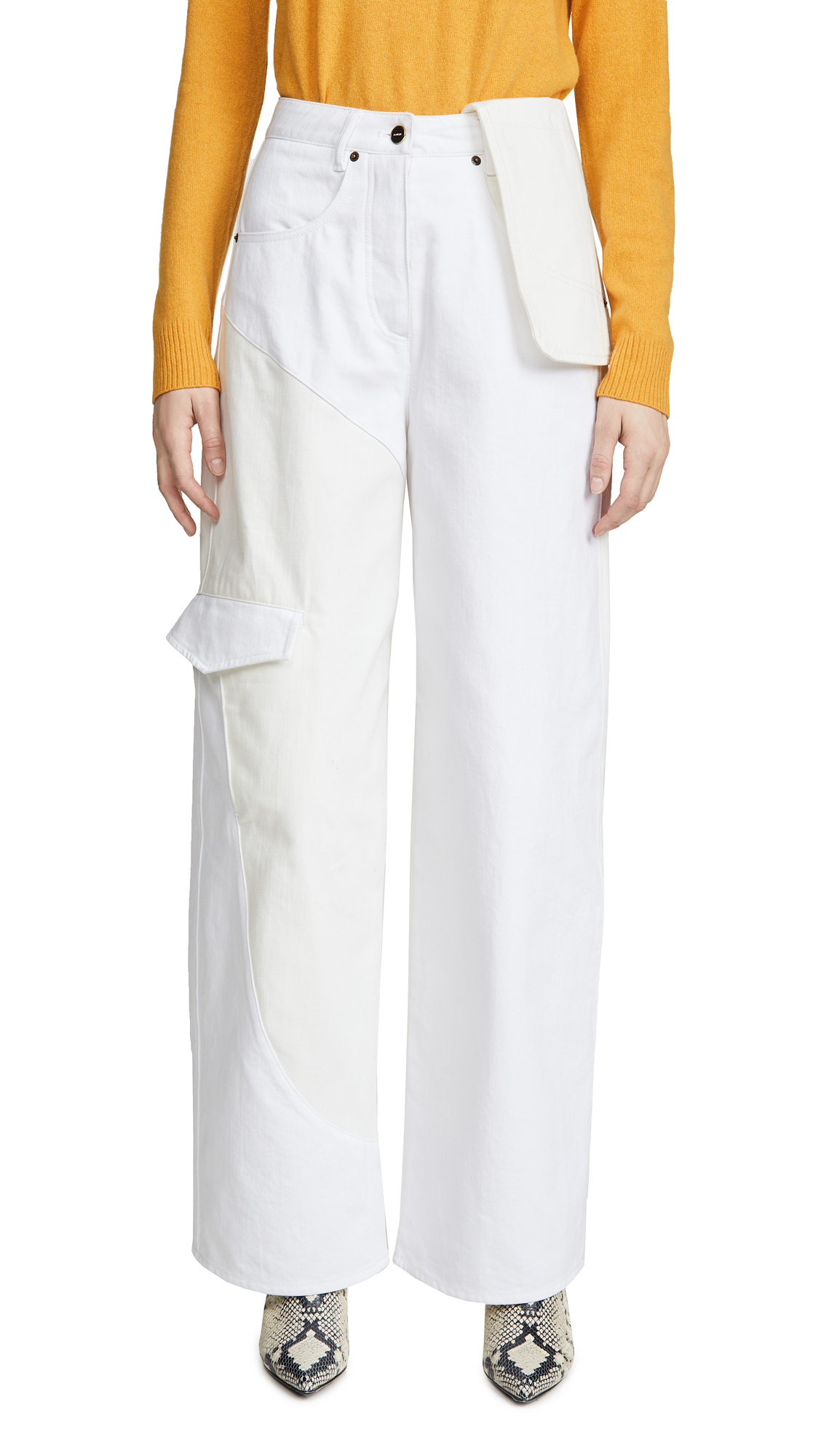 Buy Jacquemus online - photo of Jacquemus Jeans of Nimes