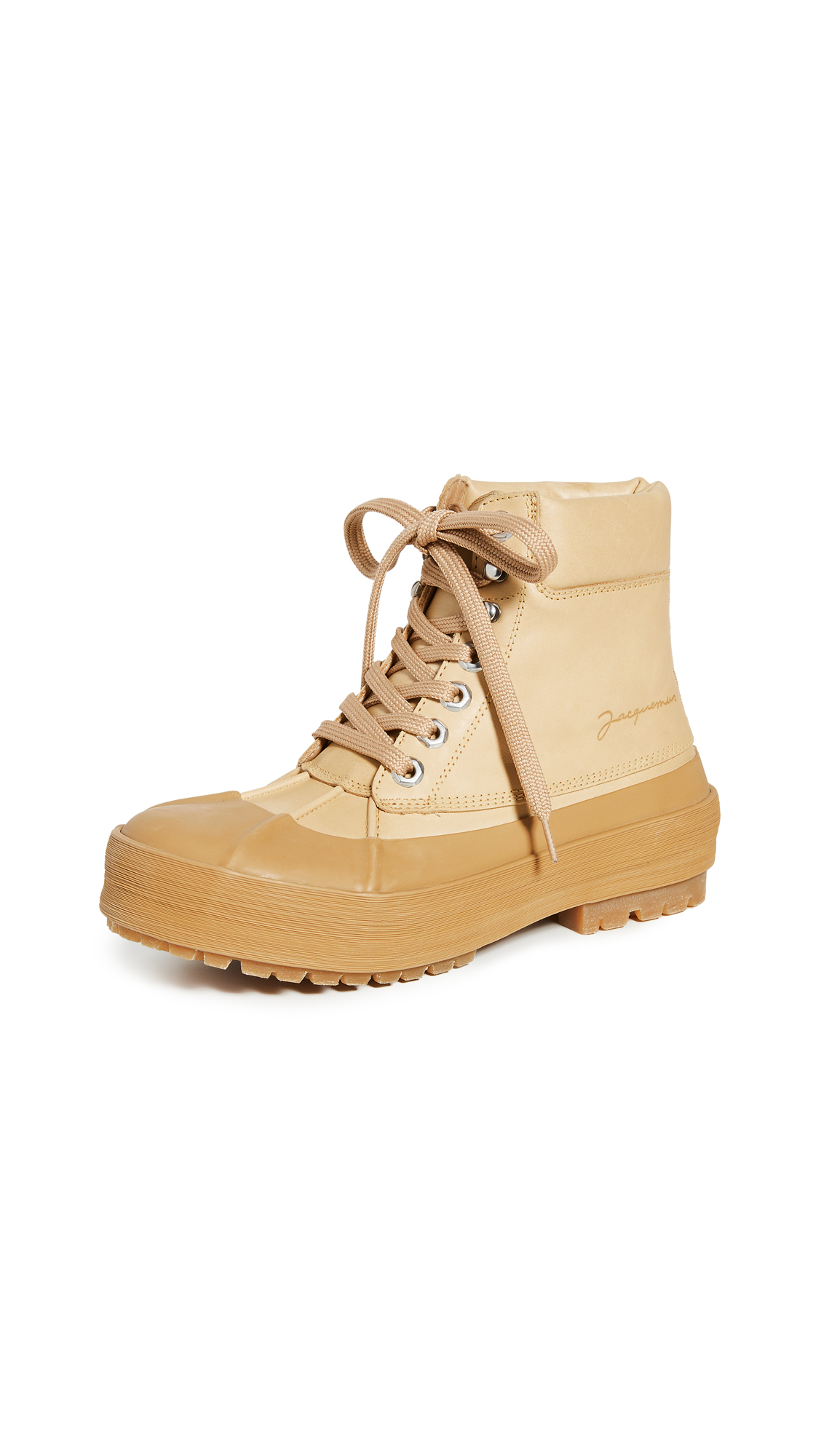 Jacquemus Les Meuniers Hautes Boots – 60% Off Sale