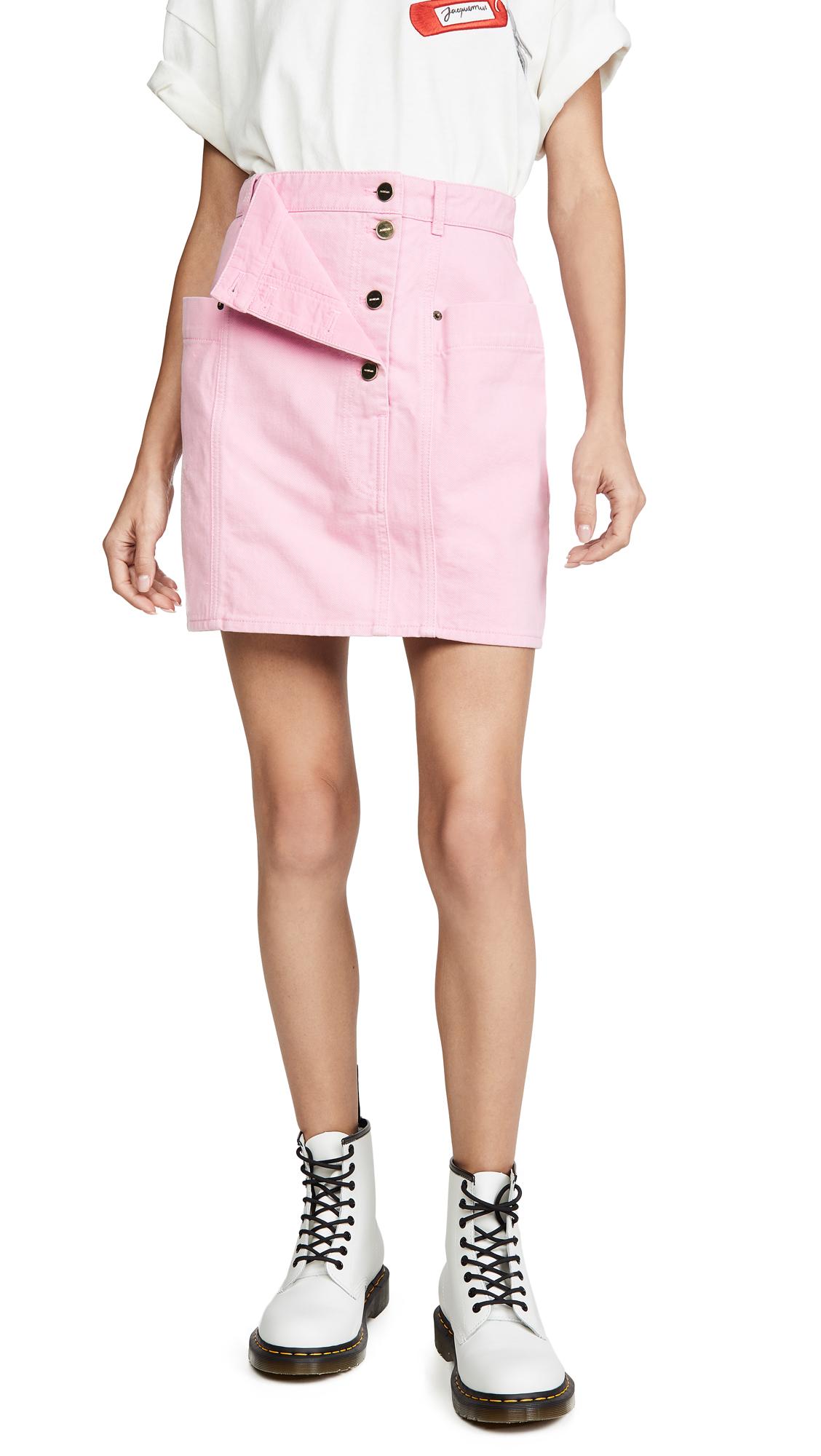 Buy Jacquemus online - photo of Jacquemus Nimes Skirt