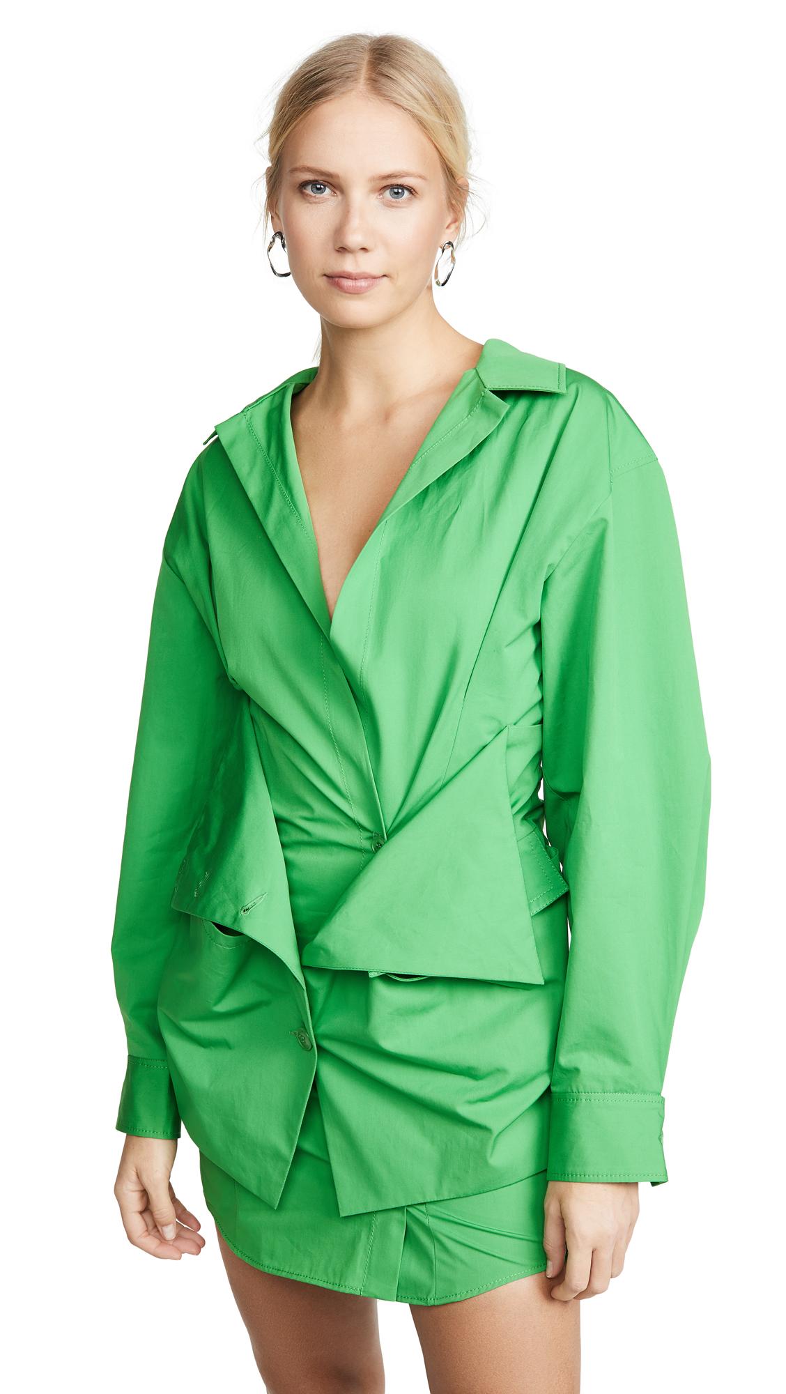 Buy Jacquemus online - photo of Jacquemus Murano Dress