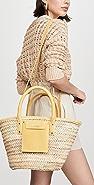 Jacquemus Le Panier Soleil Bag