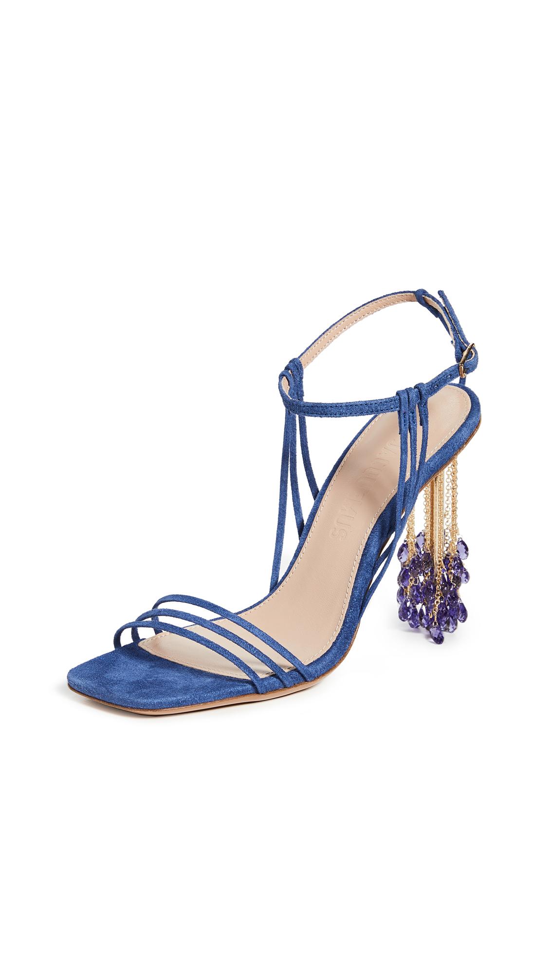 Buy Jacquemus Les Lavandes Sandals online, shop Jacquemus