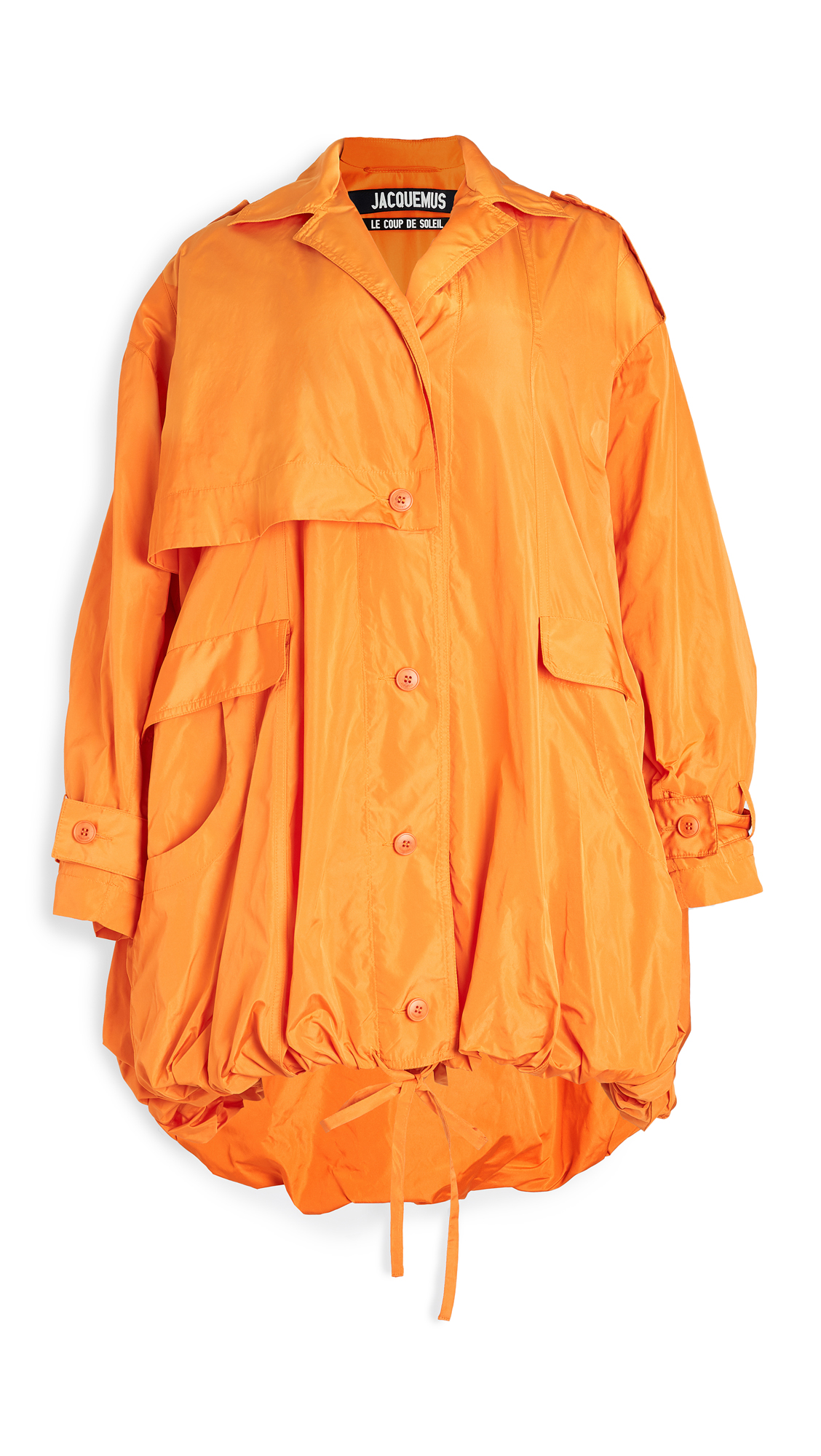 Buy Jacquemus The Ouro Parka online beautiful Jacquemus Clothing, Jackets