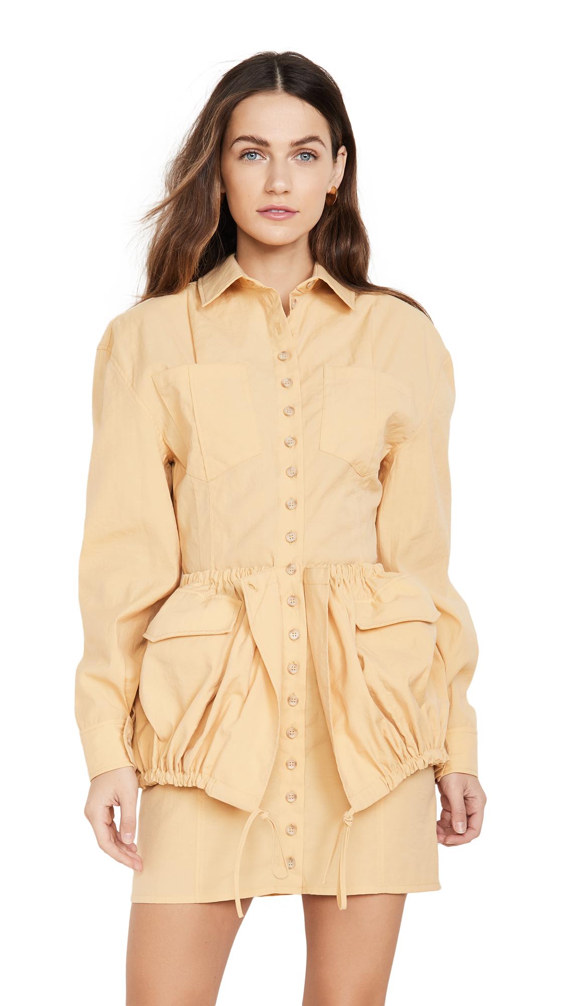 Photo of Jacquemus Cueillette Dress - shop Jacquemus Clothing, Dresses online