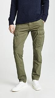 J. Crew Herringbone Cargo Pants