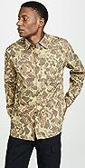 J. Crew Wallace & Barnes Camo N-3 Utility Shirt