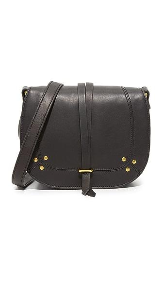 Jerome Dreyfuss Victor Saddle Bag - Black
