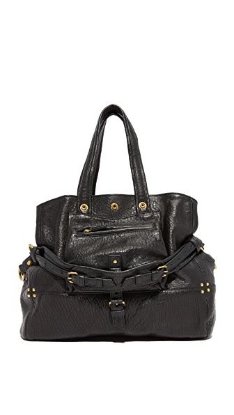 Jerome Dreyfuss Billy Medium Tote - Black