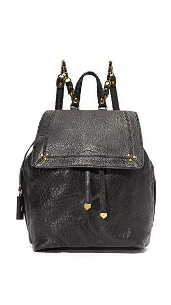 Jerome Dreyfuss Florent Backpack - Black