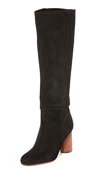 Jerome Dreyfuss Patti Boots - Black
