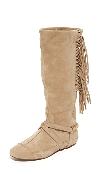 Jerome Dreyfuss Arizona Fringe Boots