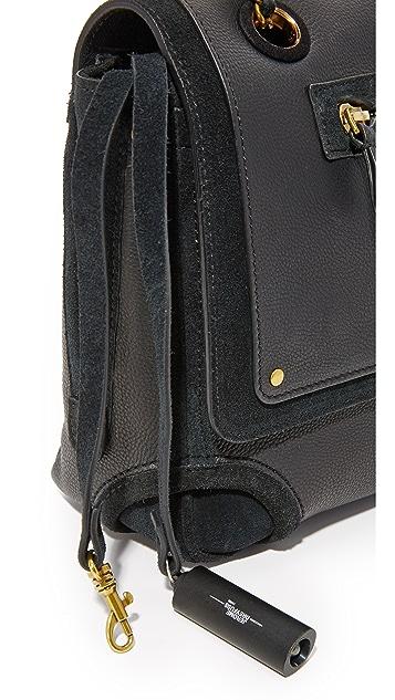 Jerome Dreyfuss Benjamin Shoulder Bag