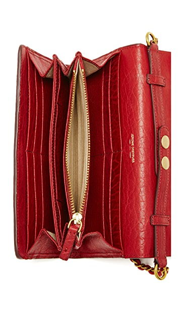 Jerome Dreyfuss Jack Cross Body Wallet