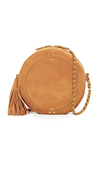 Jerome Dreyfuss Remi Circle Bag - Chamois