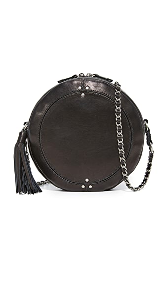 Jerome Dreyfuss Remi Circle Bag - Black