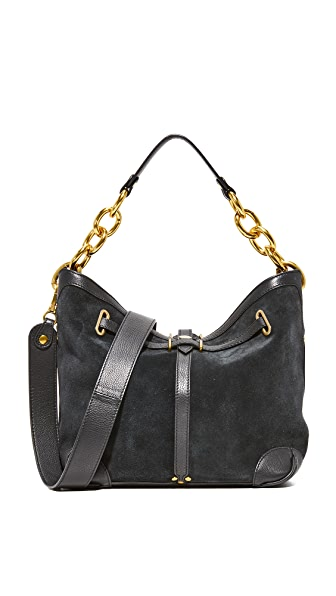 Jerome Dreyfuss Tanguy Bucket Bag - Black