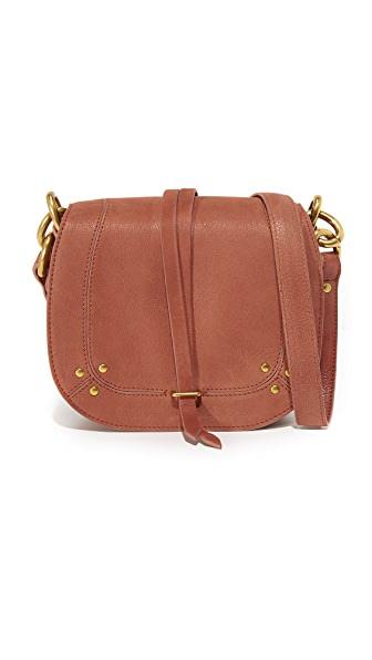 Jerome Dreyfuss Victor Saddle Bag - Bois De Rose