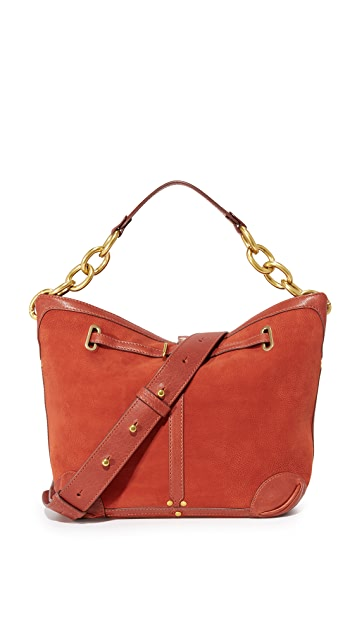 Jerome Dreyfuss Small Tanguy Hobo Bag