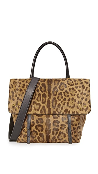 Jerome Dreyfuss Jeremie Shoulder Bag - Leopard Sauvage
