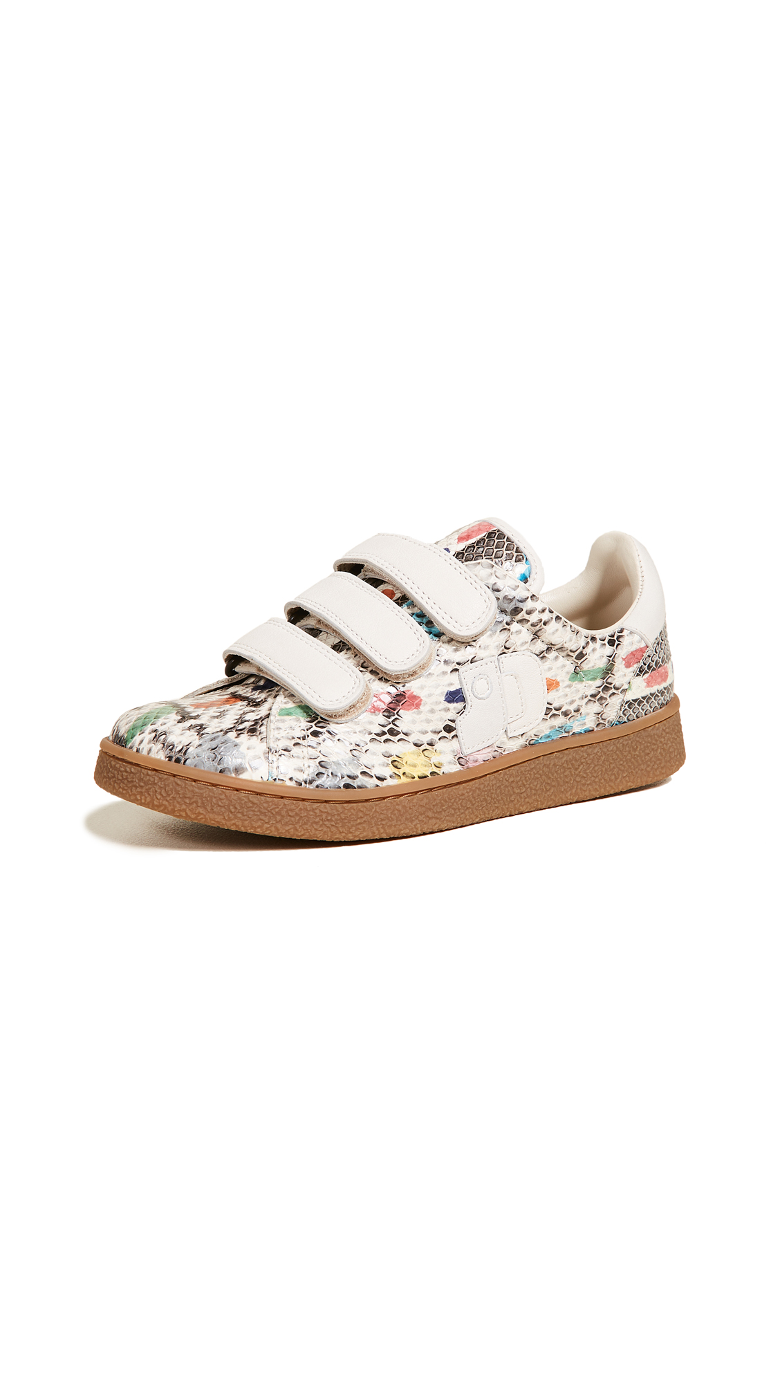 Jerome Dreyfuss Run Sneakers - Snake