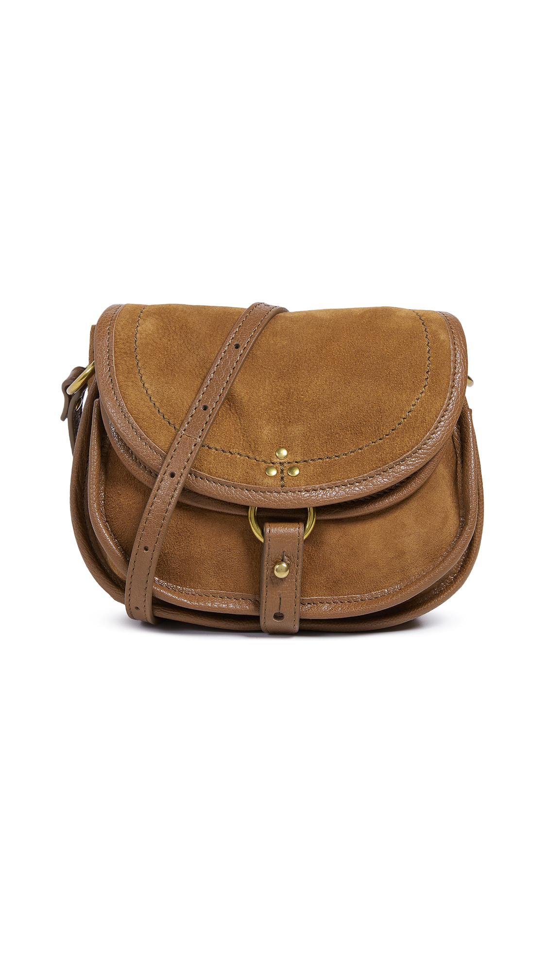 Mini Felix Crossbody Bag, Ecureuil