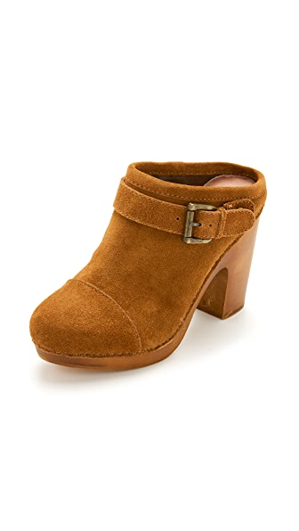 Jeffrey Campbell Charlize Clogs - Tan at Shopbop