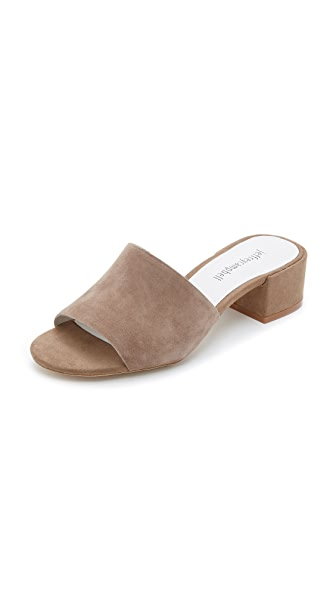 Jeffrey Campbell Beaton Mules - Taupe at Shopbop