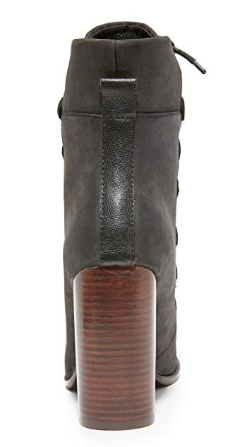 Jeffrey Campbell Elandra Combat Boots