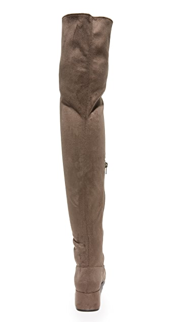 Jeffrey Campbell Ann Marie Over the Knee Boots