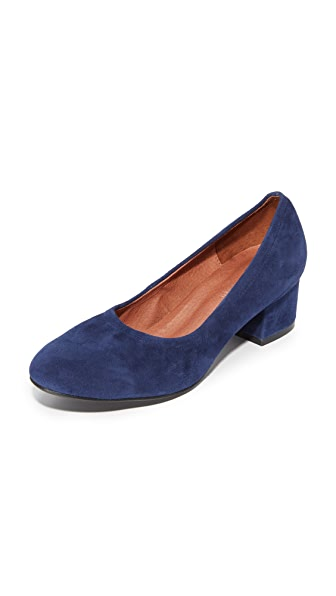Jeffrey Campbell Bitsie Suede Pumps