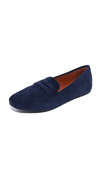 Jeffrey Campbell Maeve Loafers - Navy