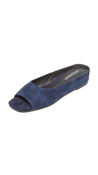Jeffrey Campbell Del Mar Peep Toe Flats