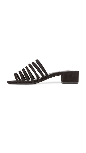 Jeffrey Campbell Cecil Suede Sandals