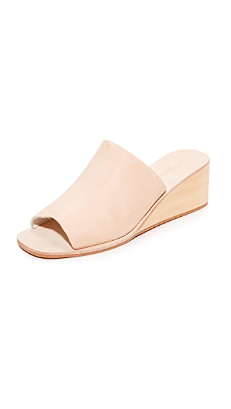 Jeffrey Campbell Willow Wedges - Natural