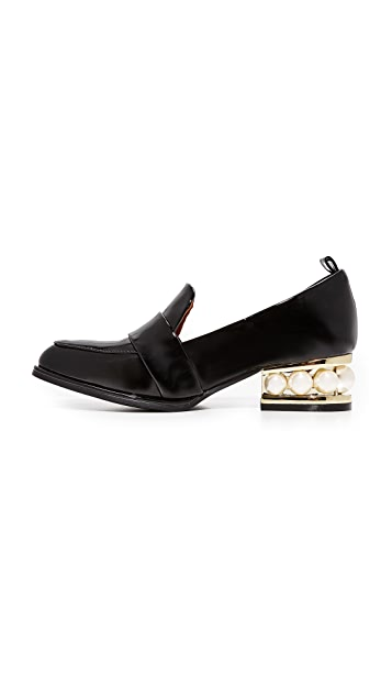 Jeffrey Campbell Zach Loafers