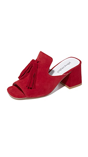 Jeffrey Campbell Felicitas Mules - Red