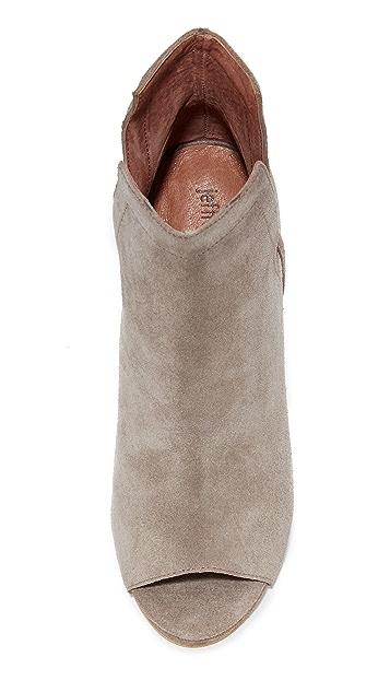 Jeffrey Campbell Oath Peep Toe Booties